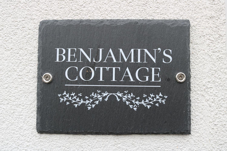 Benjamin's Cottage