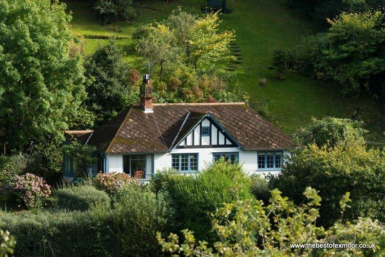 Halsecombe Cottage, Somerset