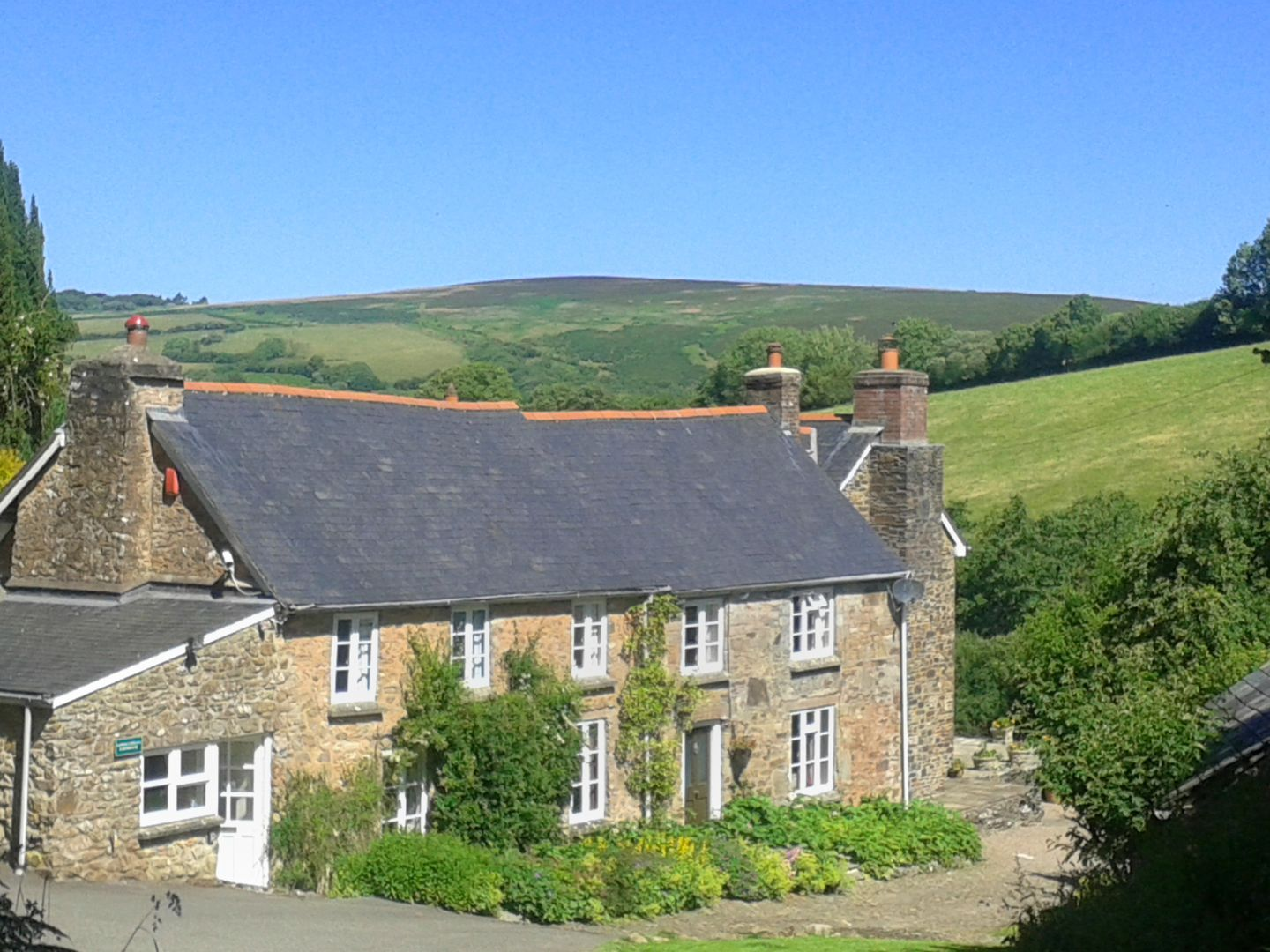 Lower Cowley Farmhouse