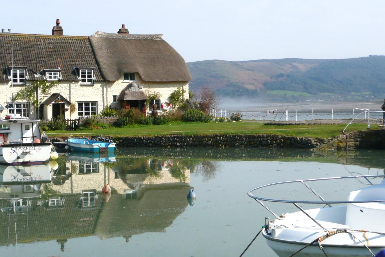 Quay Cottage, Somerset