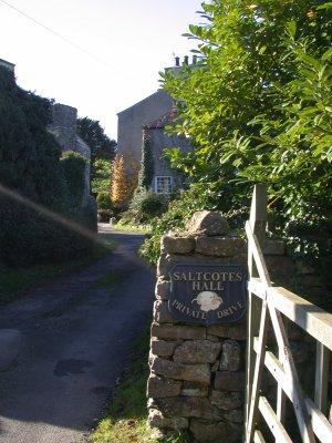 Saltcotes Hall Farm annexe