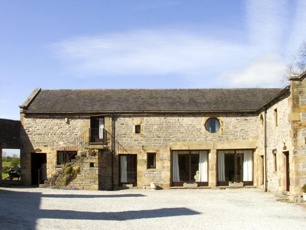 West Cawlow Barn