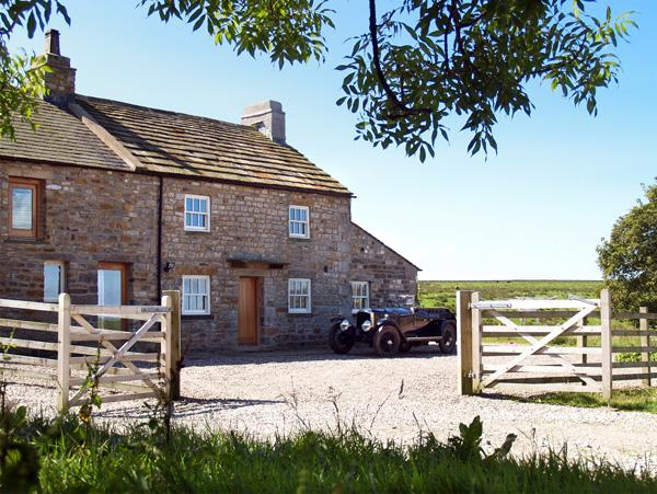 Lower Croasdale Farmhouse