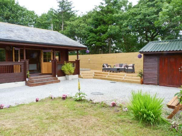 Gisburn Forest Lodge