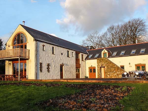 Four-Acres Barn