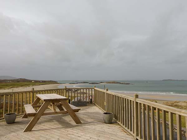 Glassillaun Beach House