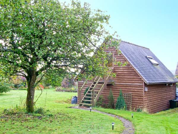 Oakeley Mynd Loft