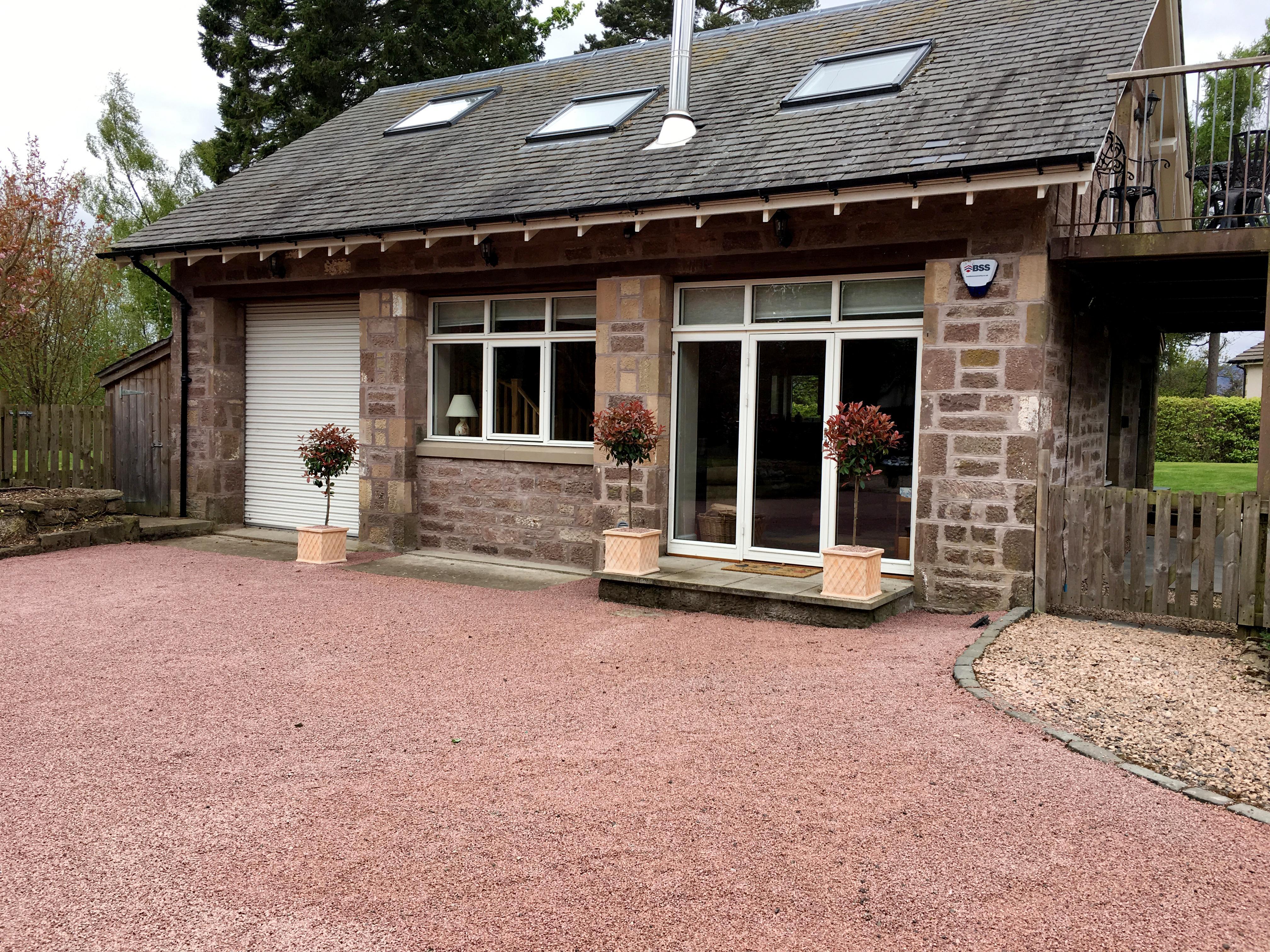 Stewarts Lodge Cottage