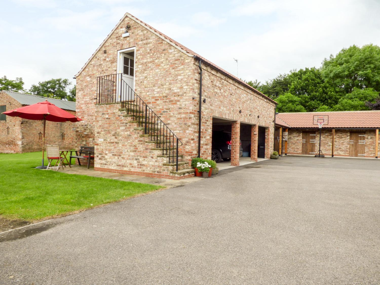 The Stables, Crayke Lodge