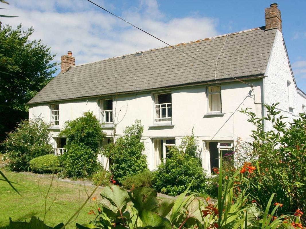 Tregithey Farm House