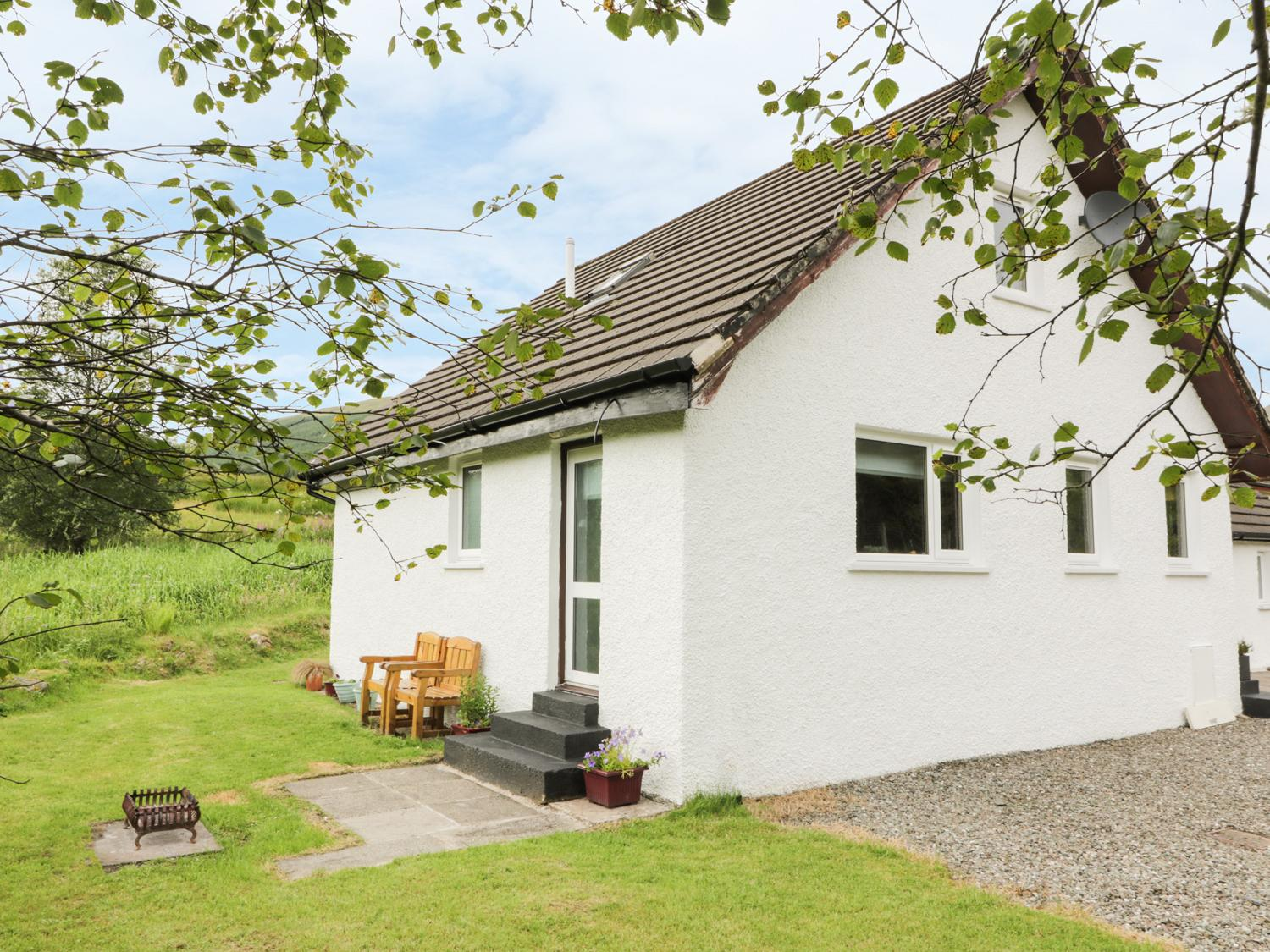 The Auld Tyndrum Cottage