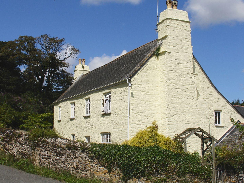 Tregonhawke Farmhouse
