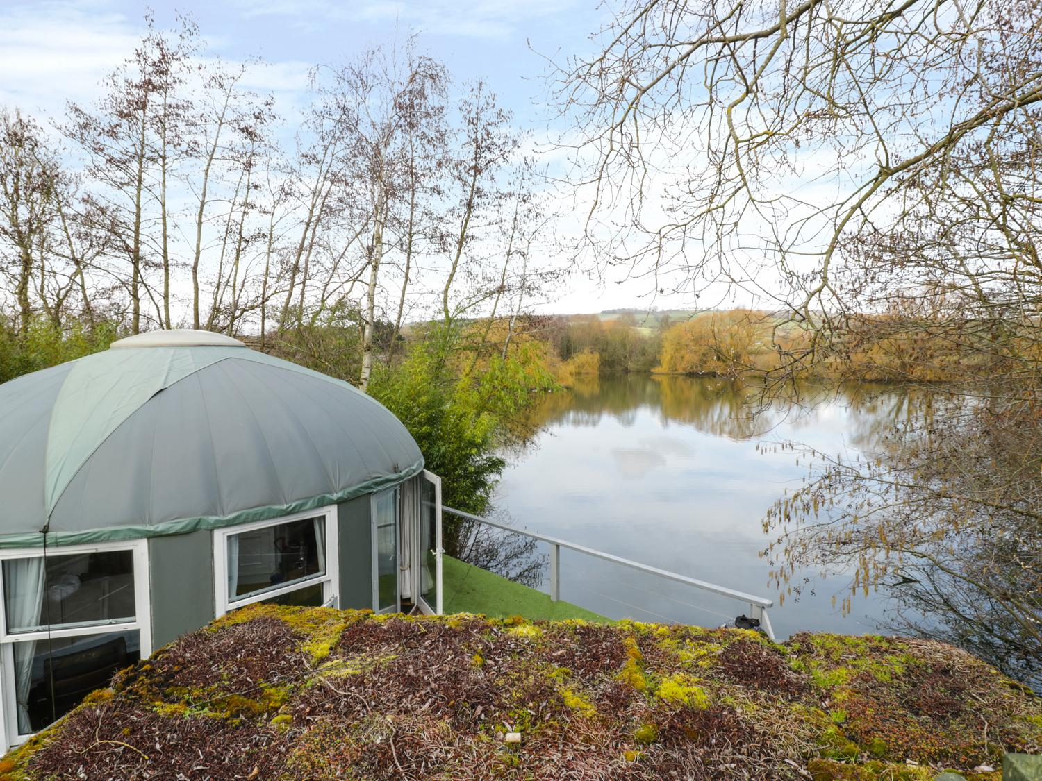 Lakeview Yurt