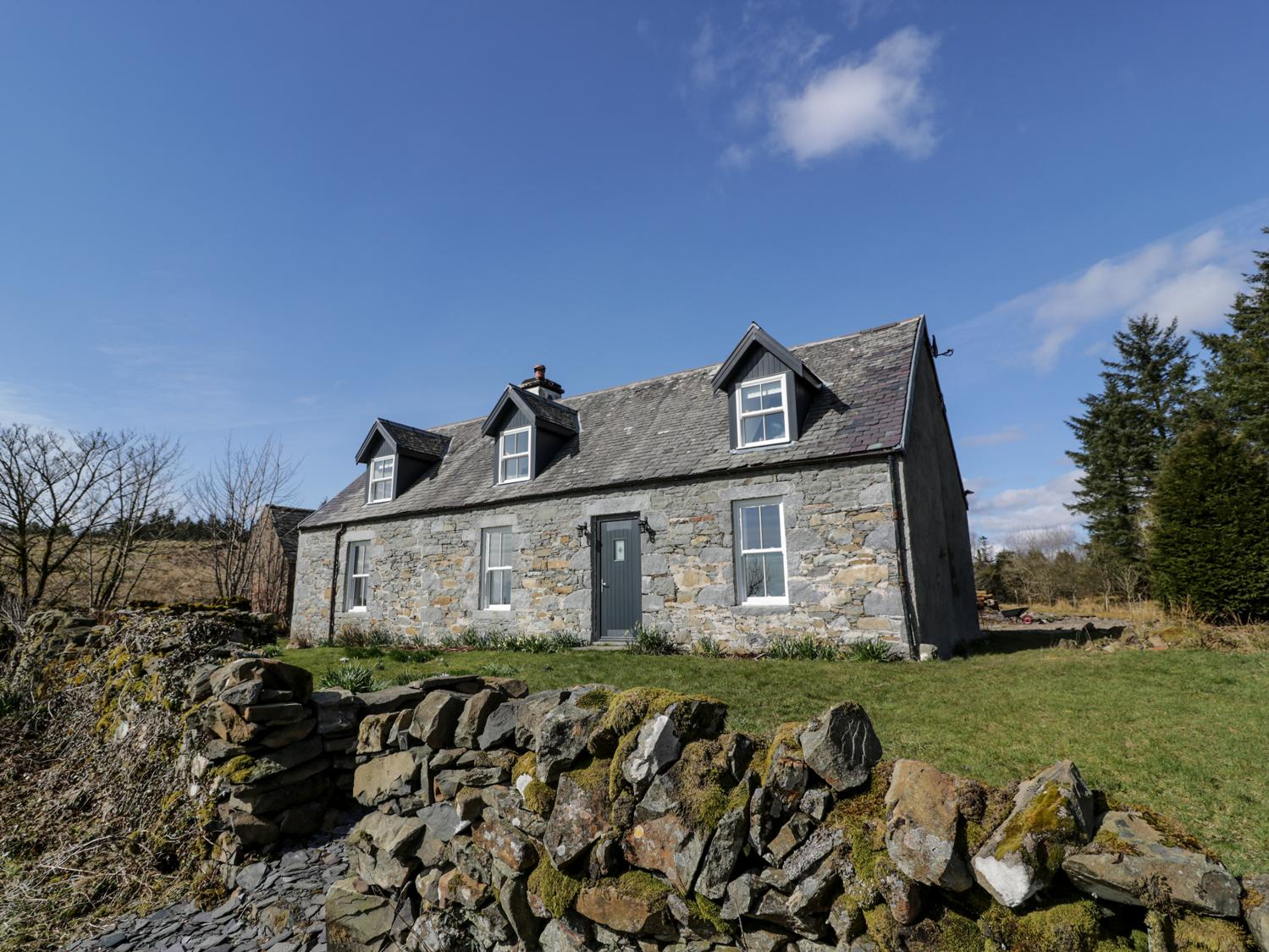 Corrafeckloch Forest Cottages