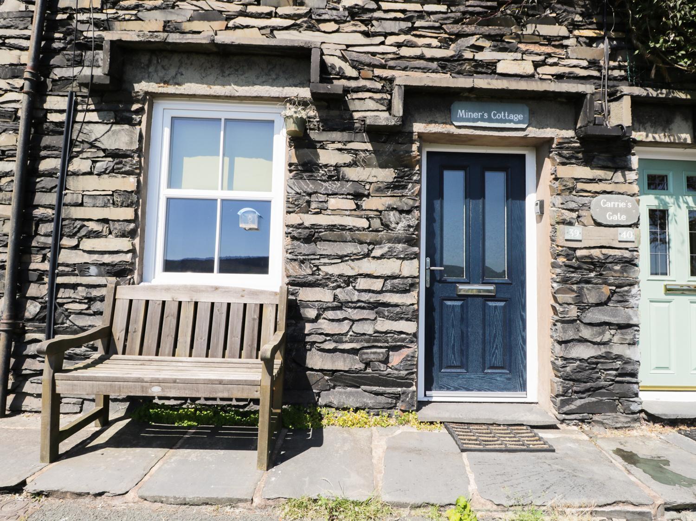 Coniston Bank Cottage