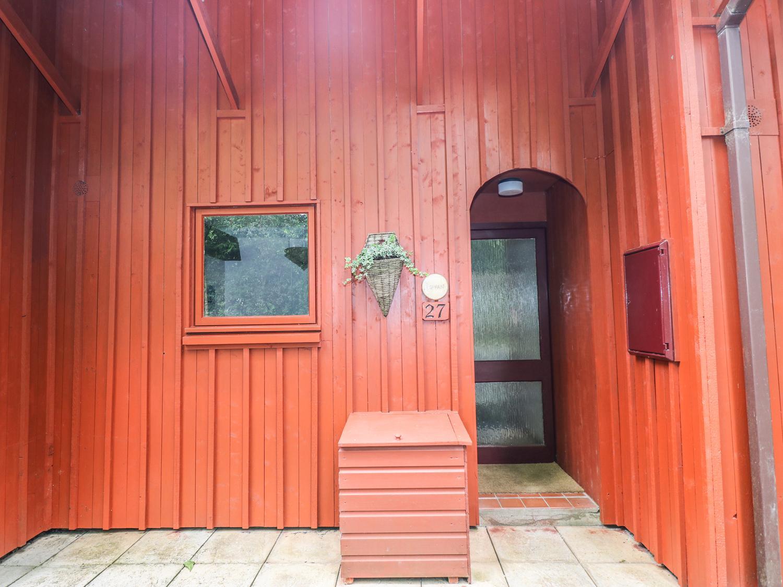 Rowan Lodge