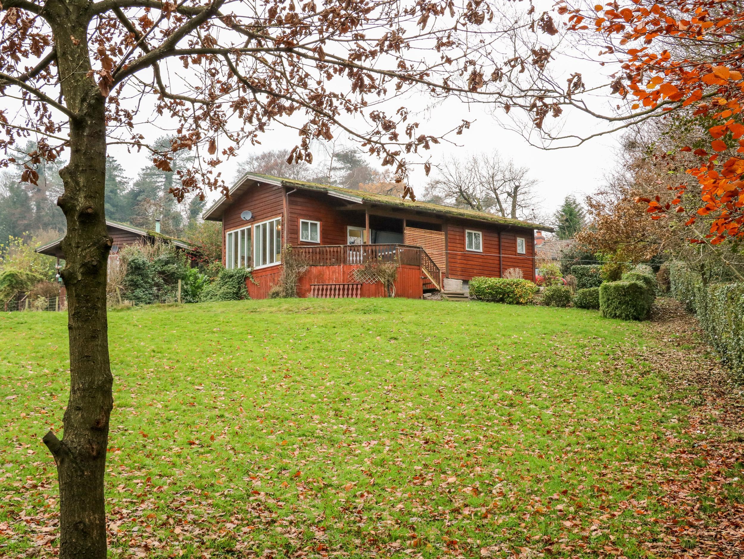 Watersview Lodge, Staffordshire